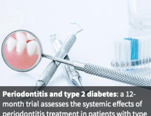 Les effets d'un traitement des parodontites chez des diabétiques de type 2