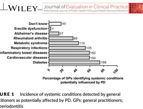Comment les médecins généralistes Français abordent-ils la relation entre maladies buccales et pathologies systémiques ?