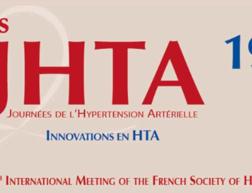 CONSTANCES à l'honneur aux Journées de l'HypertensionArtérielleà Paris