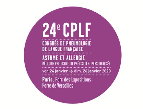 CONSTANCES à l'honneur au Congrès de Pneumologie de Langue Française à Paris